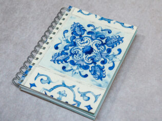 Libreta Blue